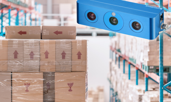 Robuste und flexible Roboterautomation in der Logistik
