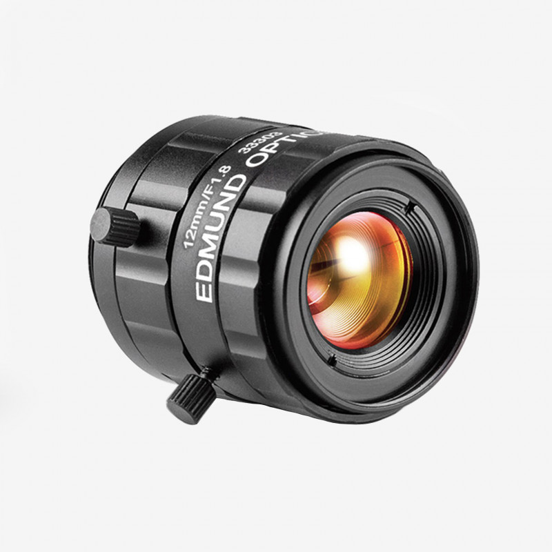 Objektiv, Edmund, TECHSPEC UC-Series, 12 mm, 1/2""