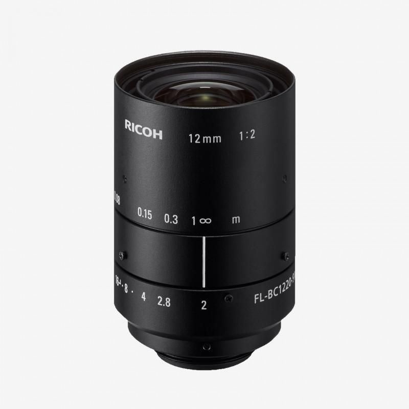 """Objektiv, RICOH, FL-BC1220-9M, 12 mm, 1"""""""