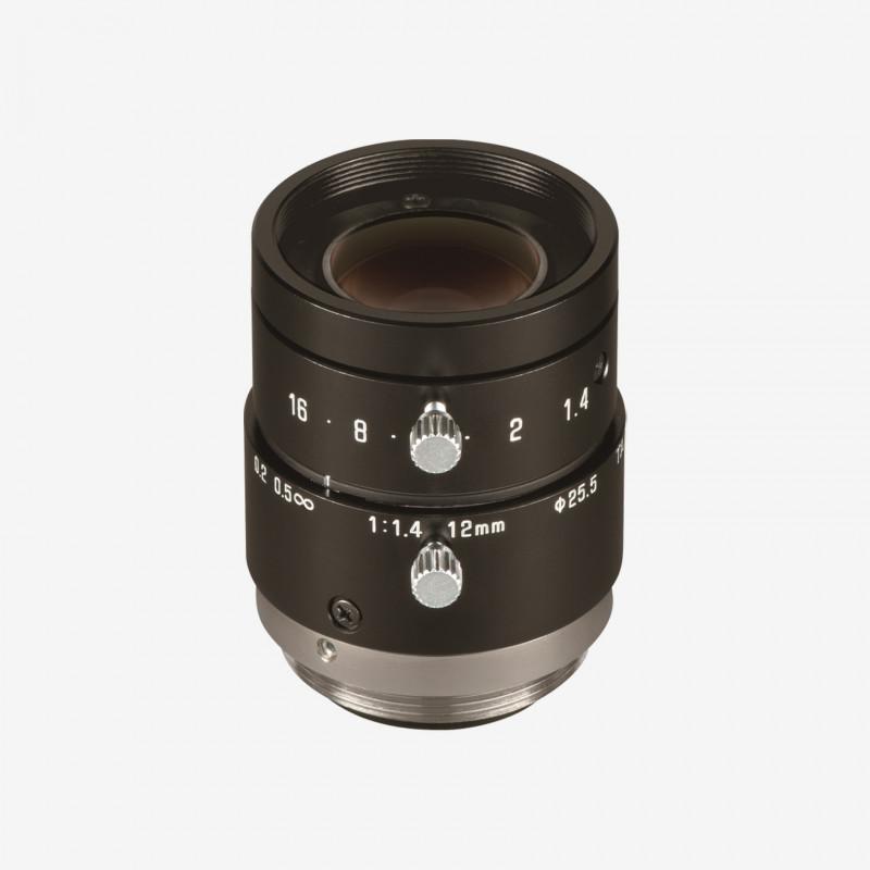 """Lens, Tamron, M118FM12, 12 mm, 1/1.8"""" C-Mount. 1/18"""". 12 mm. Tamron. AE00120"""