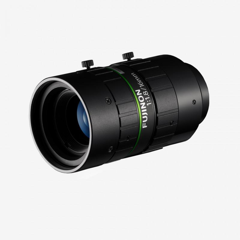 "Objektiv, Fujifilm, HF1618-12M, 16 mm, 2/3"""