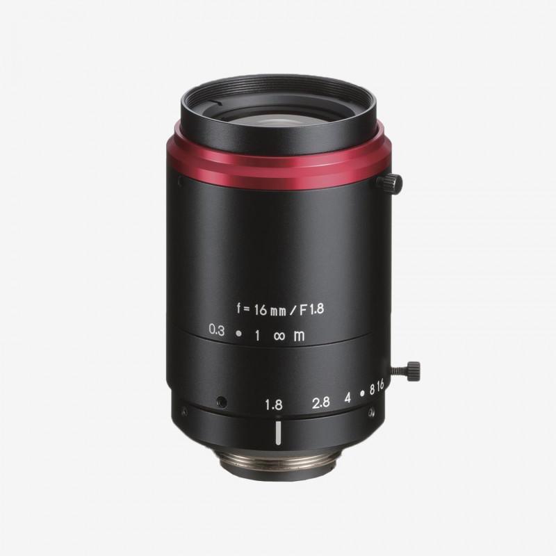 """Objektiv, Kowa, LM16FC, 16 mm, 1.1"""""""