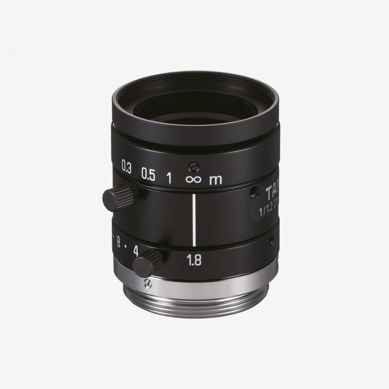 "Objektiv, Tamron, M112FM25, 25 mm, 1/1.2"" C-Mount. 1/1.2"". 25 mm. Tamron. AE00199"