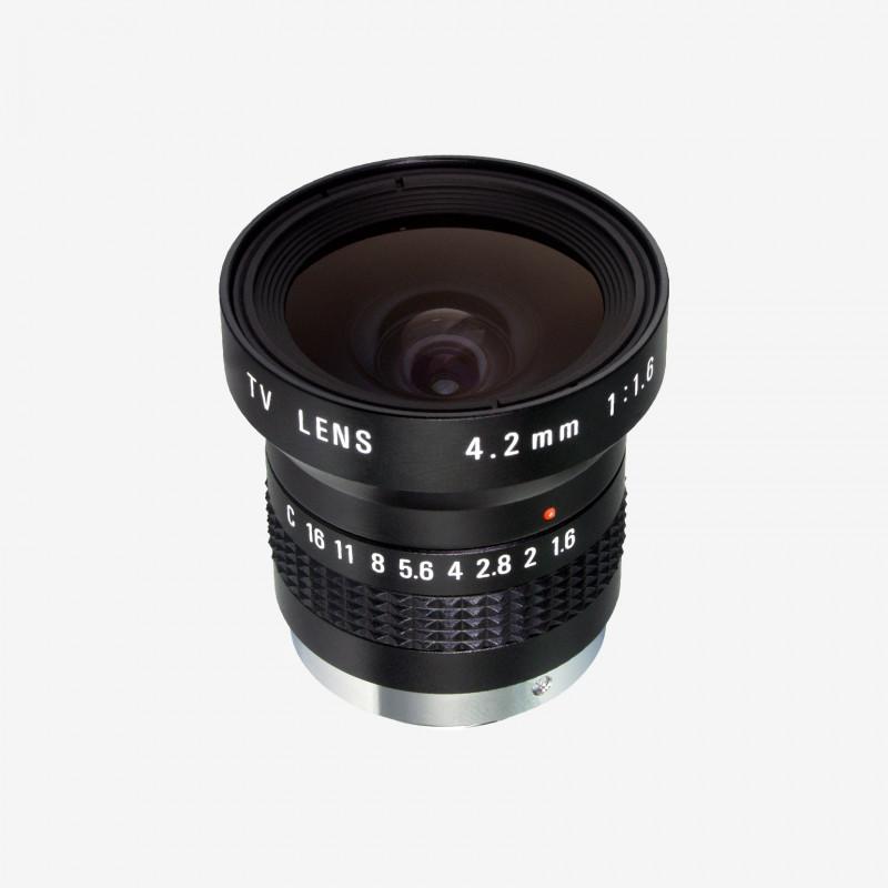 "Objektiv, RICOH, FL-HC0416X-VG, 4,2 mm, 1/2"""