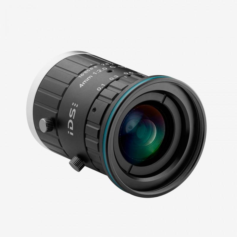 """Objektiv, IDS, IDS-5M12-C0420, 4 mm, 1/2"""""""