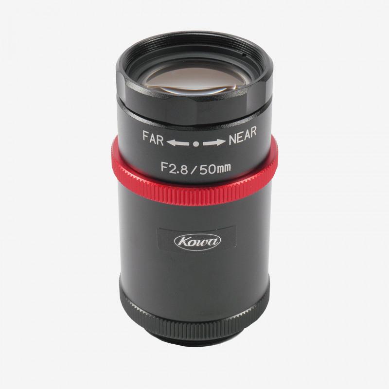 "Lens, Kowa, LM50JCM-WP, 50 mm, 2/3"""
