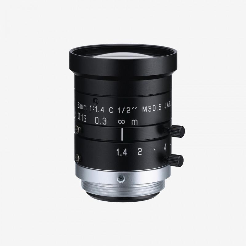 """Objektiv, RICOH, FL-HC0614-2M, 6 mm, 1/2"""""""