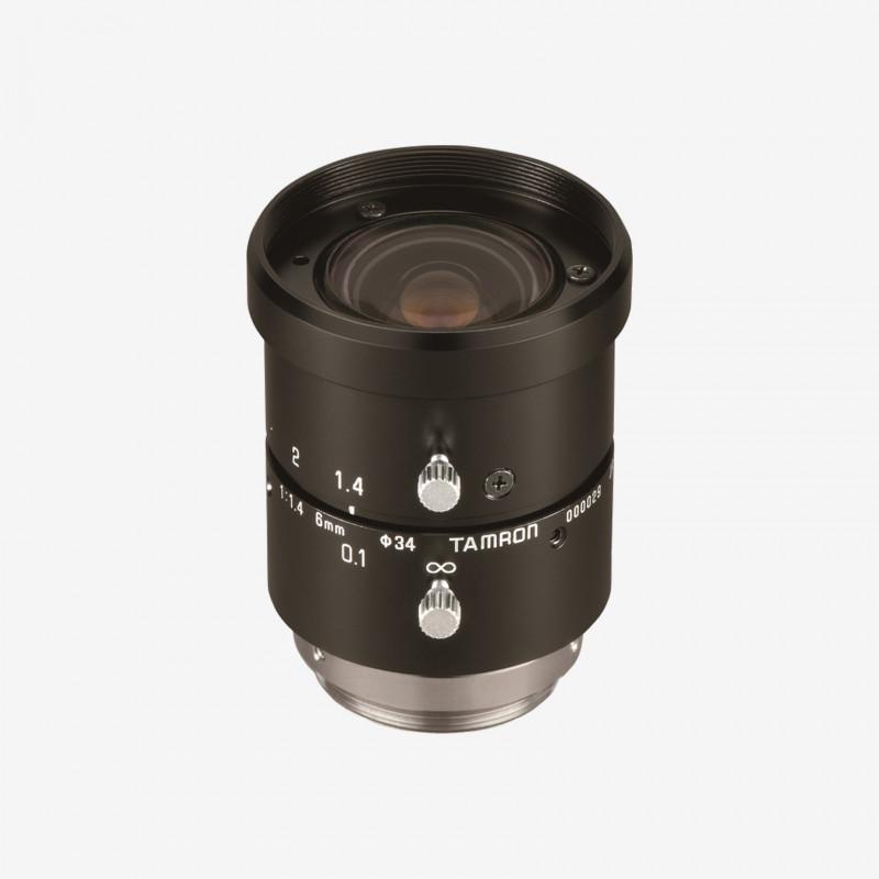 """Objektiv, Tamron, M118FM06, 6 mm, 1/1.8"""""""