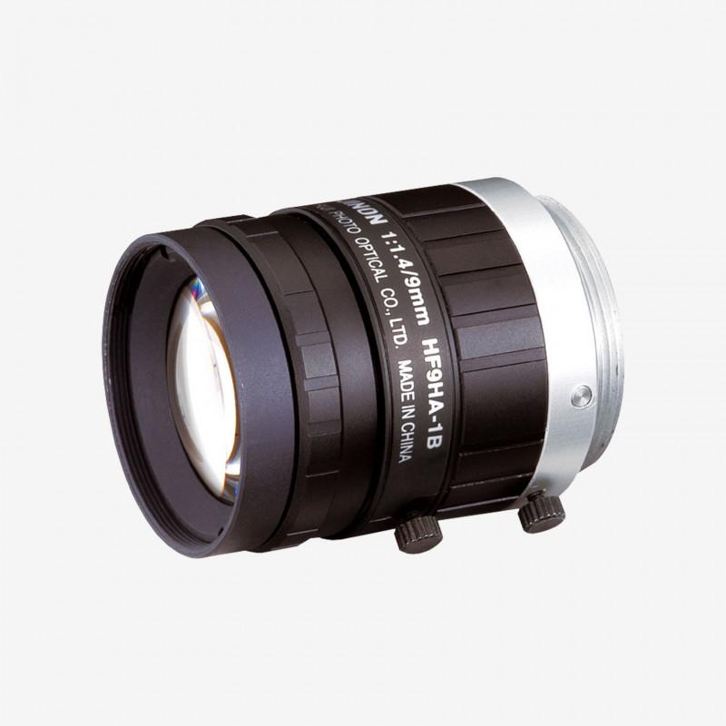 "Objektiv, Fujifilm, HF9HA-1S, 9 mm, 2/3"" C-Mount. 2/3"". 9 mm. Fujifilm. AE00263"