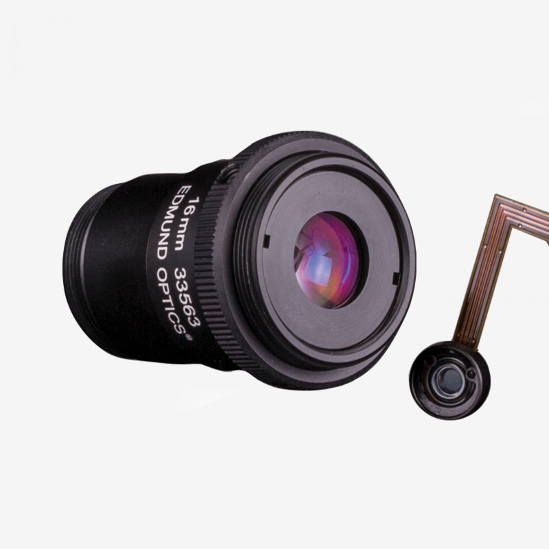 "Objektiv, Edmund, TECHSPEC Cx Serie, 16 mm, 2/3"""