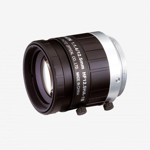 "Objektiv, Fujifilm, HF12,5HA-1S, 12,5 mm, 2/3"" C-Mount. 2/3"". 12.5 mm. Fujifilm. AE00264"