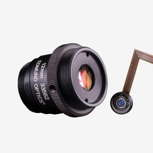 "Objektiv, Edmund, TECHSPEC Cx-Series, 12 mm, 2/3"" C-Mount. 1/1.8"". 12 mm. Edmund. AE00179"