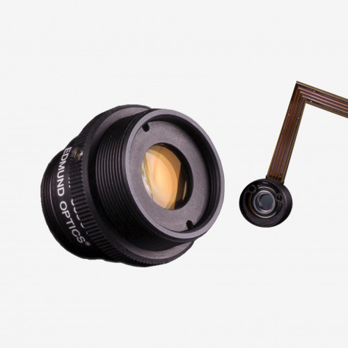 "Objektiv, Edmund, TECHSPEC Cx-Series, 25 mm, 2/3"" C-Mount. 1/1.8"". 12 mm. Edmund. AE00179"