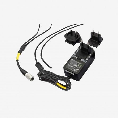 I/O + Stromversorgung, Y-Kabel, Weltnetzteil, gerade, 1,8 m/5 m
