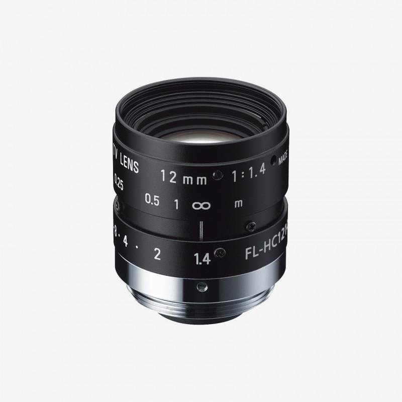 """Objektiv, RICOH, FL-HC1214-2M, 12 mm, 1/2"""""""