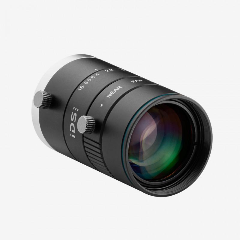 """Objektiv, IDS, IDS-8M118-C1620, 16 mm, 1/1.8"""""""