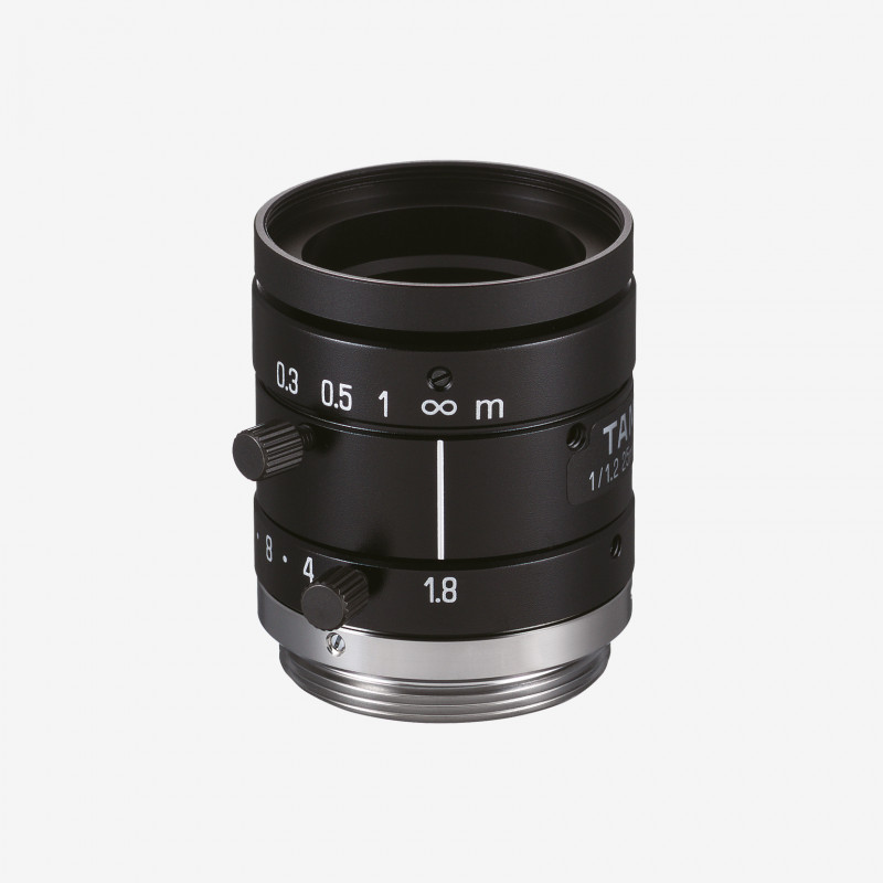 """Objektiv für IDS Industriekameras: Tamron, M112FM25, 25 mm, 1/1.2"""", AE00199"""