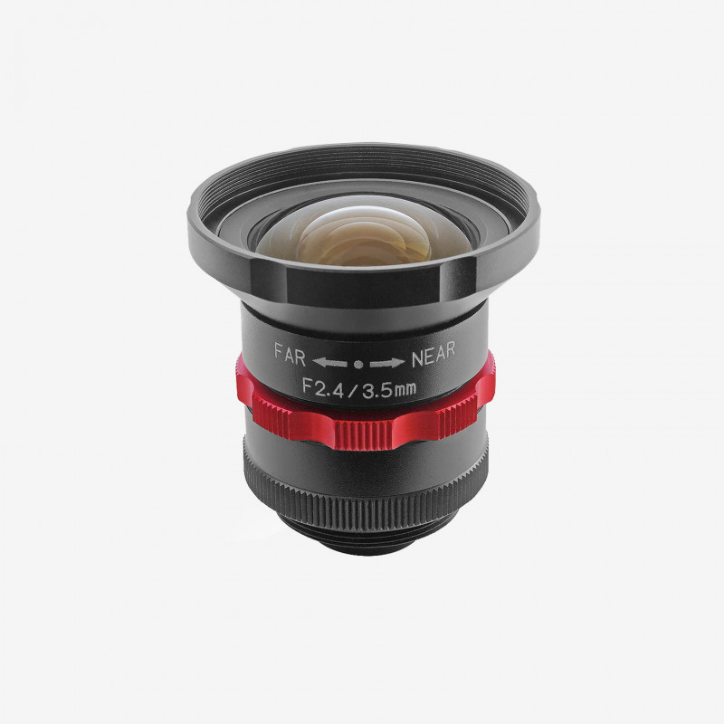Lens, Kowa, LM3NCM-WP, 3.5 mm, 1/1.8""