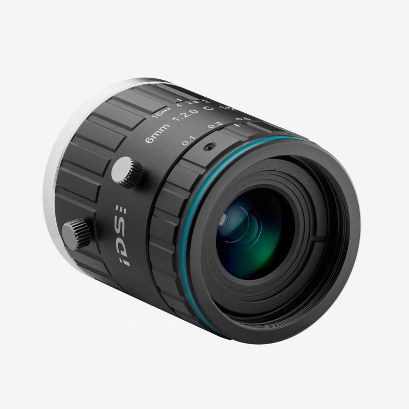 """Objektiv, IDS, IDS-5M12-C0620, 6 mm, 1/2"""""""