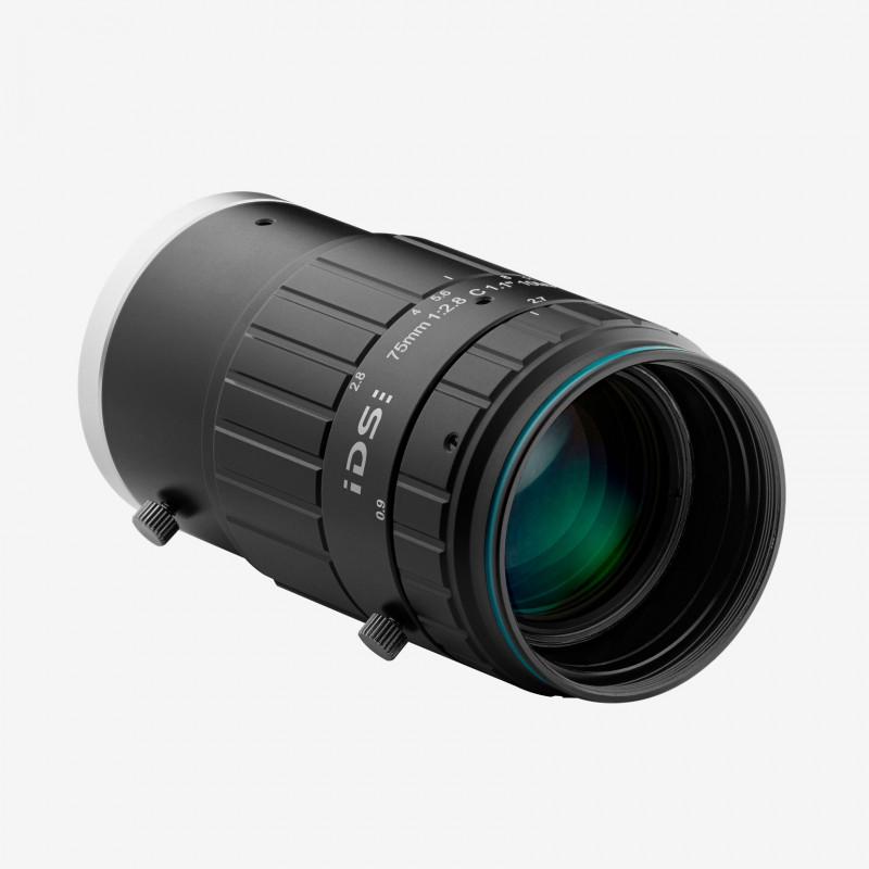 """Objektiv, IDS, IDS-10M11-C7528, 75 mm, 1.1"""""""