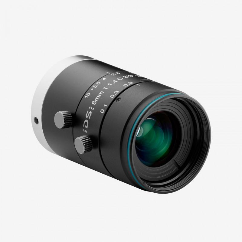"""Objektiv, IDS, IDS-2M23-C0814, 8 mm, 2/3"""""""