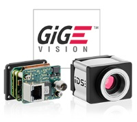 GigE Vision camera firmware 1.5